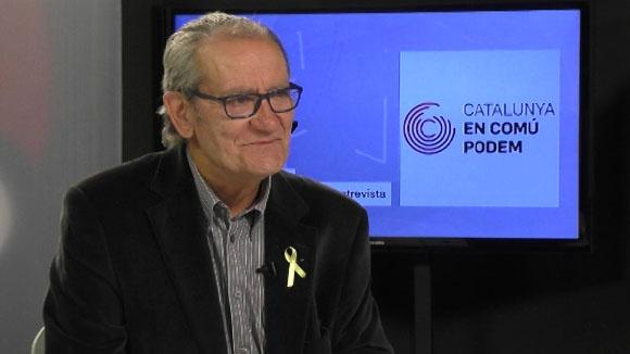 Entrevista a Josep M. Balcells, número 78 de Catalunya en Comú-Podem (Eleccions Parlament 2017)