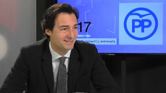 Entrevista a Álvaro Benejam, número 36 del Partit Popular (Eleccions Parlament 2017)