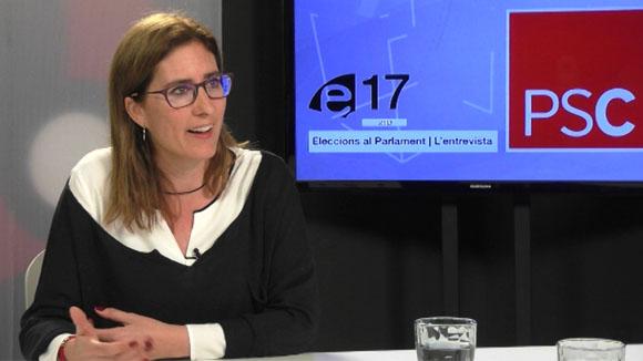 Entrevista a Maria Mas, número 16 del Partit dels Socialistes (Eleccions Parlament 2017)