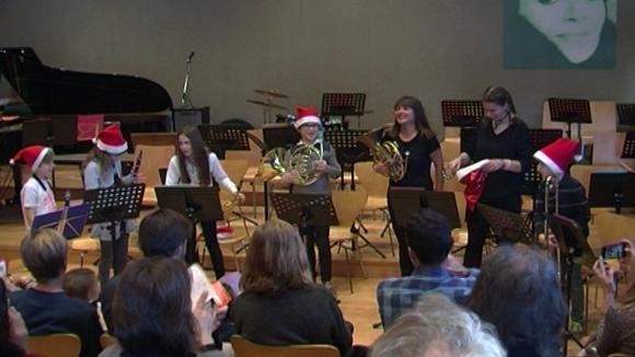 Concert de Nadal simfònic