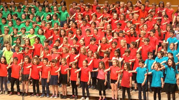 XV Cantata Infantil - Boix el bruixot i la ciutat de Meravella - Torn 2