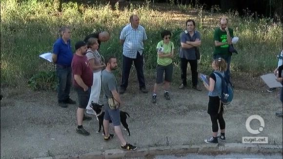 La Floresta viu la primera trobada informativa sobre les franges de protecció antiincendis