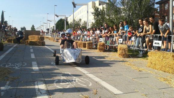 El Llitboard posa velocitat i adrenalina a la Festa Major un any més