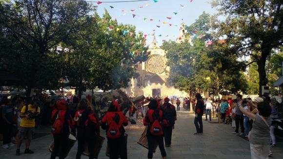 La cultura popular esclata al Seguici de Sant Pere