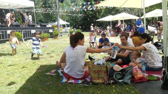 L'Estovallolada i el StQBeer Festival fan protagonistes la gastronomia i la música