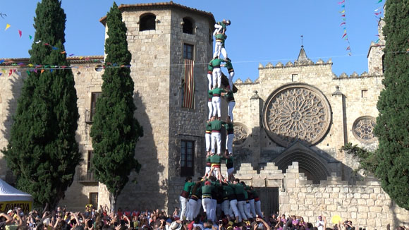 XXIII Actuació Castellera de Festa Major