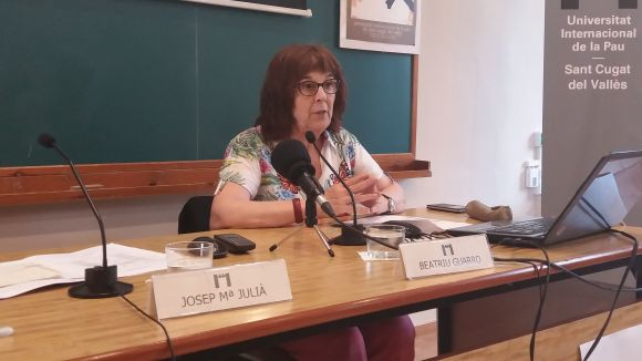Beatriu Guarro: 'S'ha intentat cobrar serveis d'urgències públics a sense papers i és il·legal'