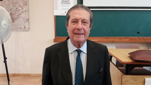 F. Mayor Zaragoza: 'La tecnologia digital fa que ja no haguem d'acceptar l'inacceptable'