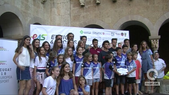 SantCugatCreix reconeix la tasca dels clubs que integren la Carta Ètica