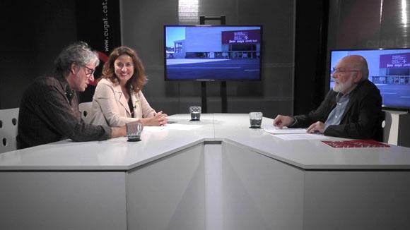 Especial 25 anys del Teatre-Auditori: Entrevista a Mercè Conesa