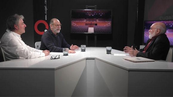 Especial 25 anys del Teatre-Auditori: Entrevista a Tom Seix