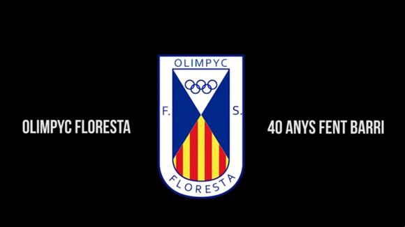 Olimpyc La Floresta, 40 anys fent barri