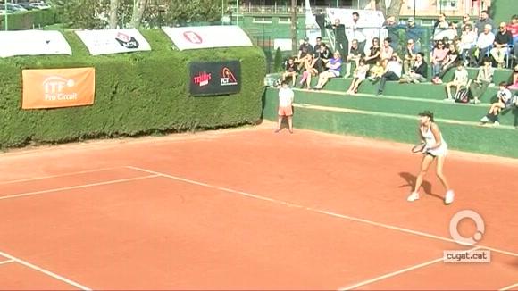 Presentat el 14è Open ITF Ciutat de Sant Cugat de tennis