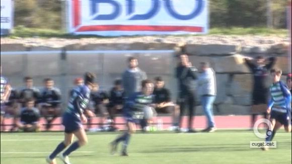 El Rugby Sant Cugat s'estrena com a seu del Torneig Melé i consolida la seva aposta formativa