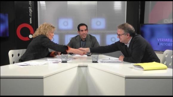 Debat electoral Club Voleibol Sant Cugat