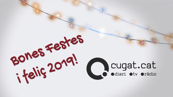 Felicitació de Nadal de Cugat.cat