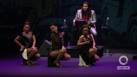 La virtuositat de La Porteña Tango deixa sense paraules el Teatre-Auditori