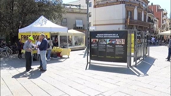 Free Romeva, contra les vulneracions dels drets fonamentals per part de l'Estat espanyol