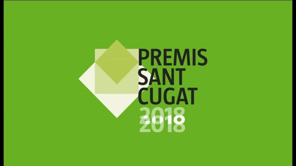 Gala dels Premis Sant Cugat 2018