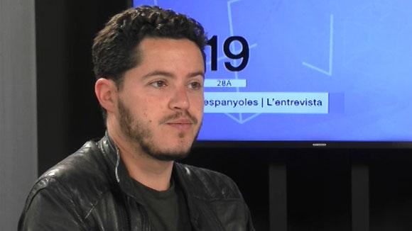 Entrevista a Carles Rodríguez, número 15 d'ECP per Barcelona