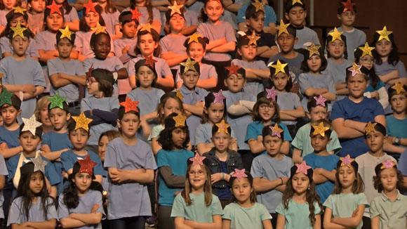 XVI Cantata Infantil: La Fada de Dringuen Dingue - Torn 1