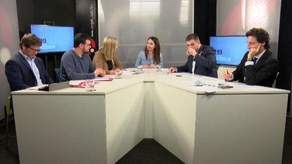 Debat electoral de les eleccions espanyoles 2019