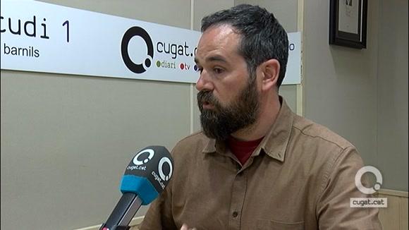 Entrevista a Gabriel Jover, candidat per Podem