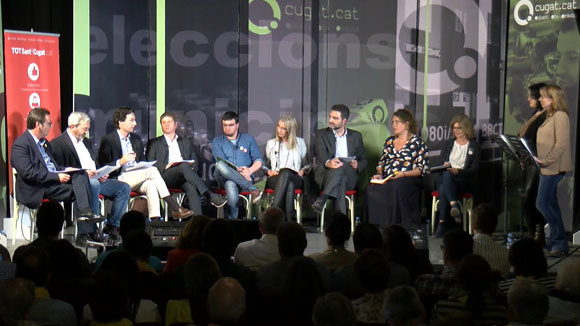 Debat Eleccions Municipals