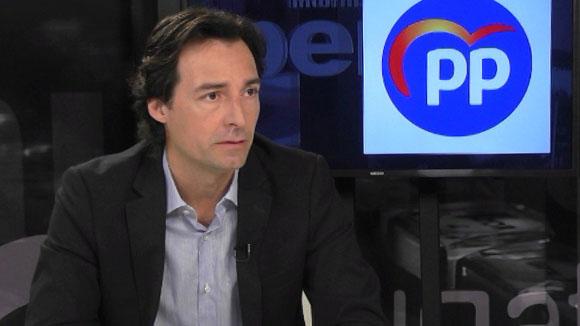 Entrevista a Álvaro Benejam, candidat pel PP