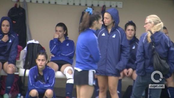 El Junior femení es queda sense títol de lliga davant el Club de Campo