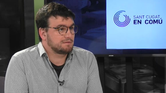 Entrevista a Ramon Gutiérrez, alcaldable de Sant Cugat en Comú
