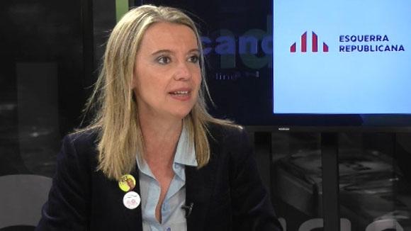 Entrevista a Mireia Ingla, alcaldable d'Esquerra Republicana de Catalunya-MES