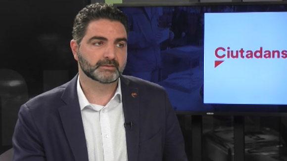 Entrevista a Aldo Ciprian, alcaldable de Ciutadans
