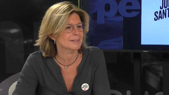 Entrevista a Carmela Fortuny, alcaldable de Junts per Sant Cugat