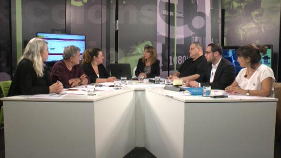 La nit electoral a Cugat Mèdia