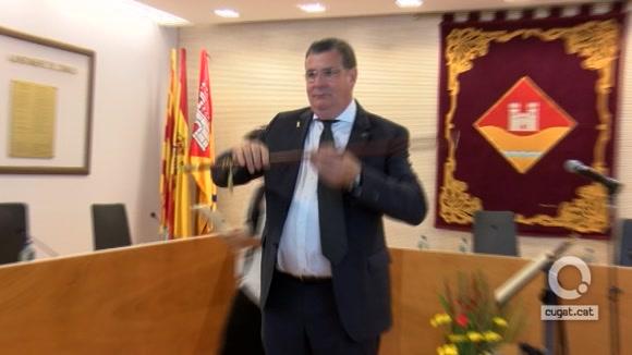 Josep Puig reivindica la feina feta pel seu govern i estén la mà a l'oposició