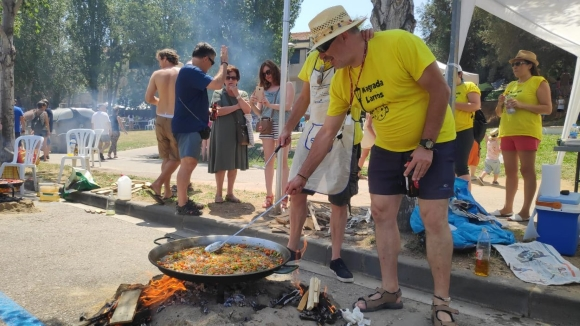 Milers de persones fan del Concurs d'Arrossos una gran festa gastrònomica i multitudinària