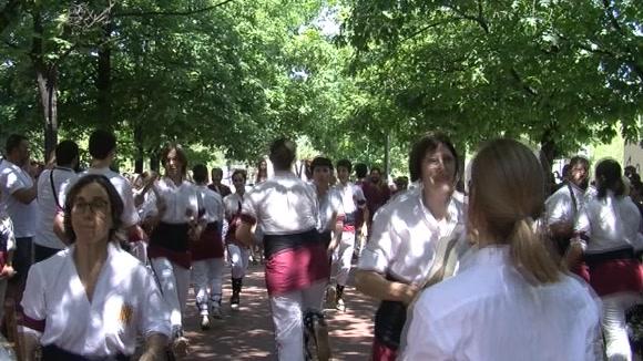 Els Bastoners exhibeixen qualitat artística per Festa Major