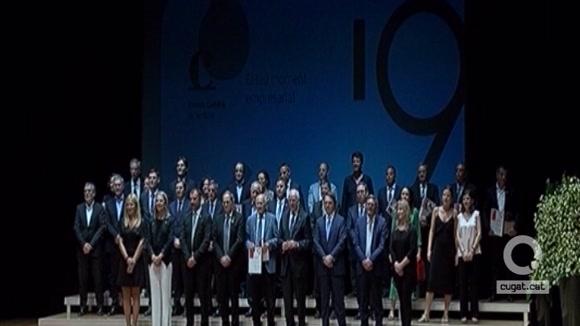 Anaconda Biomed, el Taller Jeroni de Moragas i Talent Revolution, Premis Cambra 2019