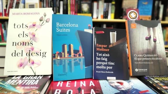 La llibreria Alexandria et proposa quatre lectures per aquest estiu