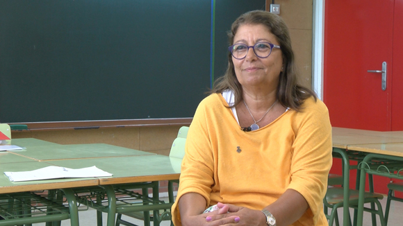Pilar Gorina: 'El curs que ve no hi haurà edifici nou a la Mirada, estaria mentint si digués que sí'