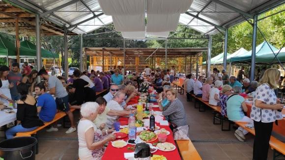 Valldoreix tanca un cap de setmana de festa grossa marcat per l'alta participació dels veïns