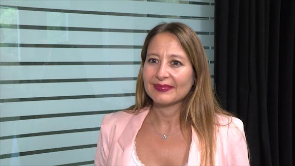 Sonia Sierra: 'Que el català sigui l'única llengua vehicular a Catalunya és una aberració'