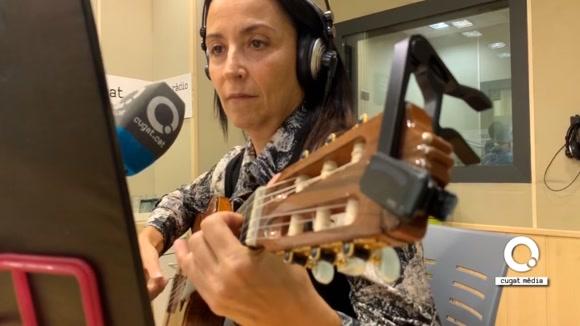 Pol Vivas, a 'Taula no es canta': 'M'agradaria que la música passés a ser una professió'