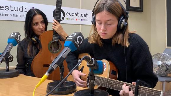 Carlota Durà, d'Instagram als escenaris