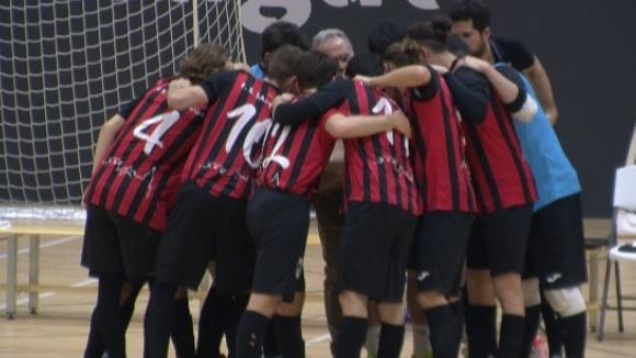 El Futbol Sala Sant Cugat es retroba amb el triomf