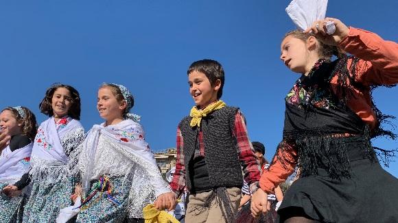 Les Gitanetes protagonitzen un multitudinari Carnaval infantil aquest diumenge