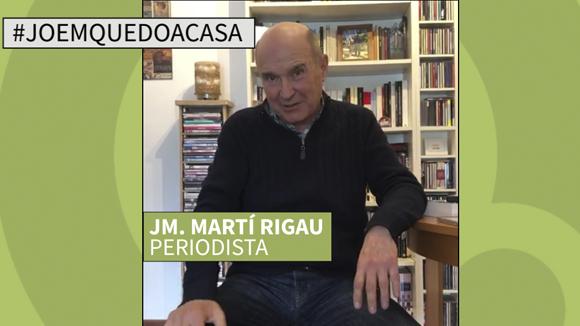 Josep Maria Martí Rigau