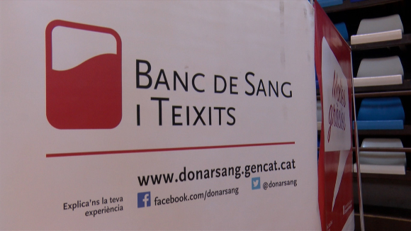 Sant Cugat contribueix a mantenir uns nivells òptims a les reserves del Banc de Sang i Teixits