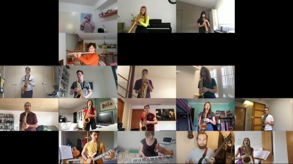 L'Escola de Música de Valldoreix: el vídeo on veuràs la màgia d'una orquestra en confinament